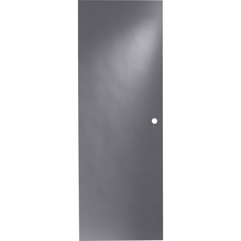 Porte coulissante verre feuilleté Vegas ARTENS, 204 x 73 cm | Leroy ...