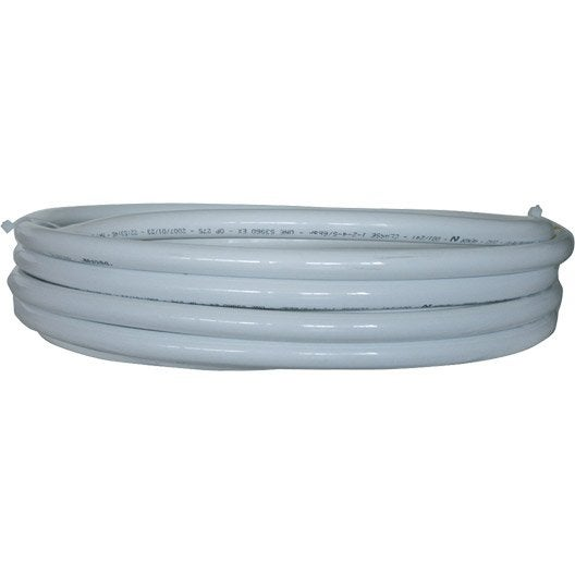 tube d'alimentation multicouche x 20 mm, en couronne de 25 m