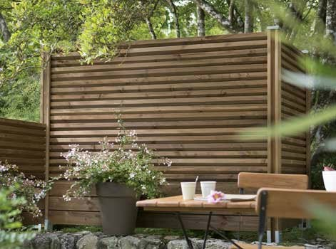 Good bois with panneau decoratif jardin leroy merlin with panneau decoratif exterieur leroy merlin