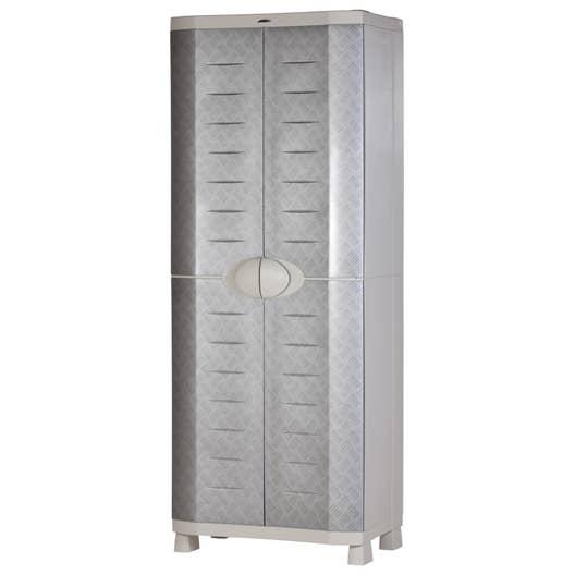 armoire metallique chez leroy merlin