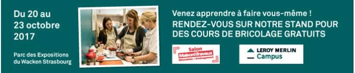 Salon Maison&Travaux octobre 2017
