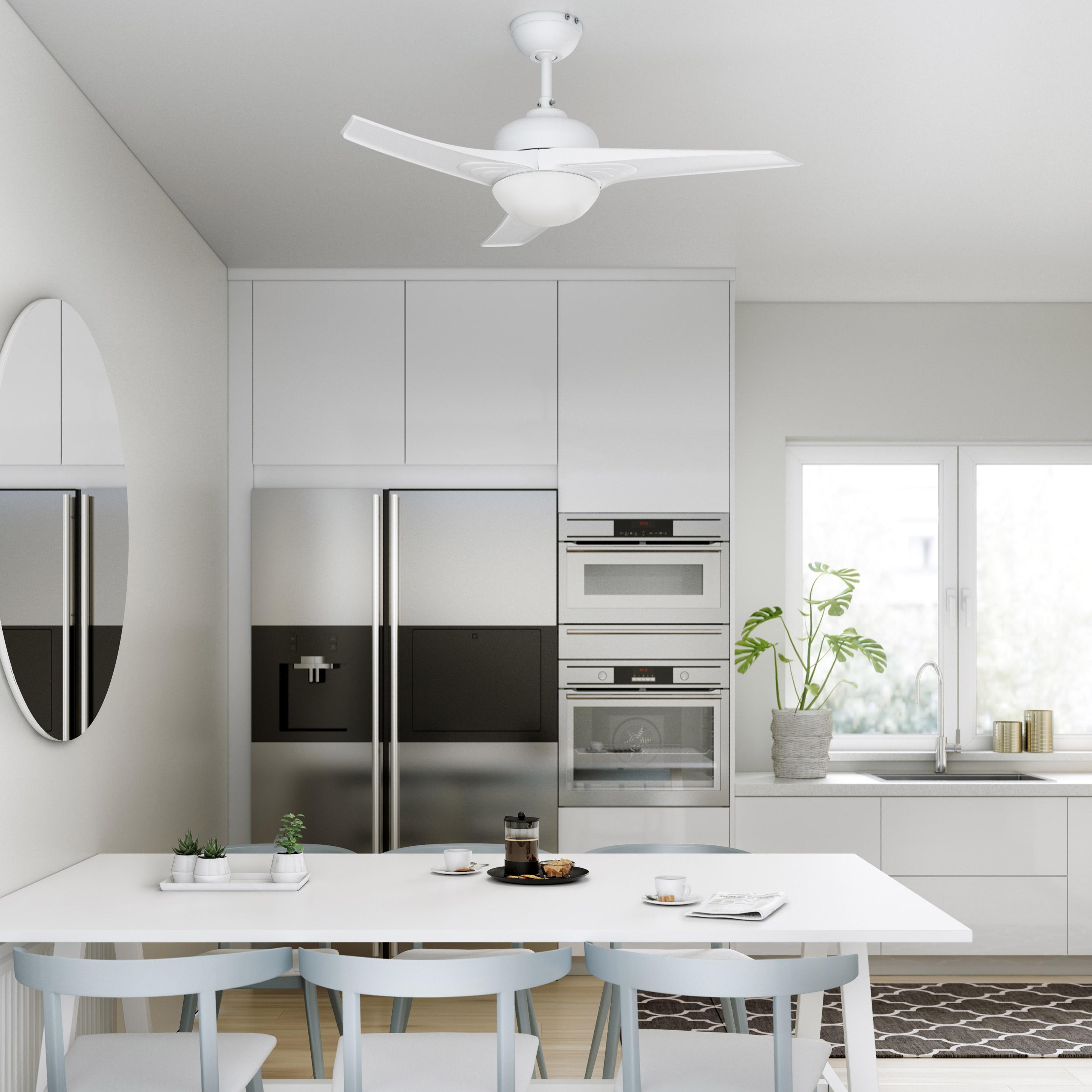 Ventilateur Aruba INSPIRE, blanc