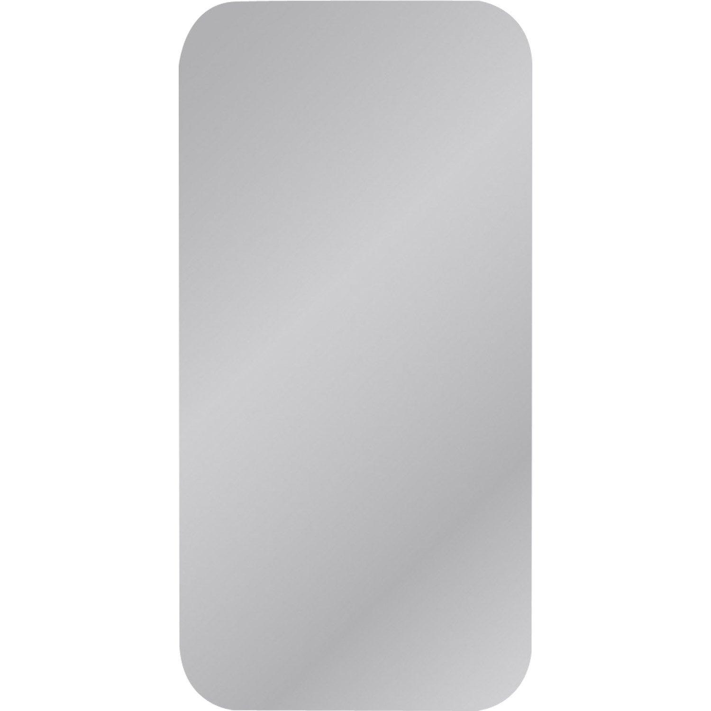 miroir non lumineux d coup carr avec coins arrondis. Black Bedroom Furniture Sets. Home Design Ideas