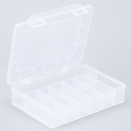 Boîte à Vis Plastique Allit L18 X H4 X P15 Cm