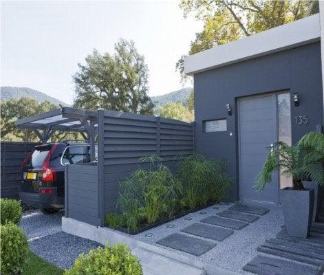 Abri voiture metal galvanise cool assemblable armature en for Garage en metal pour voiture