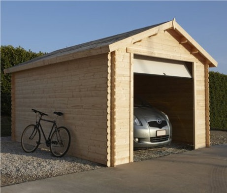 Comment choisir son garage ou son carport leroy merlin for Carport ou garage