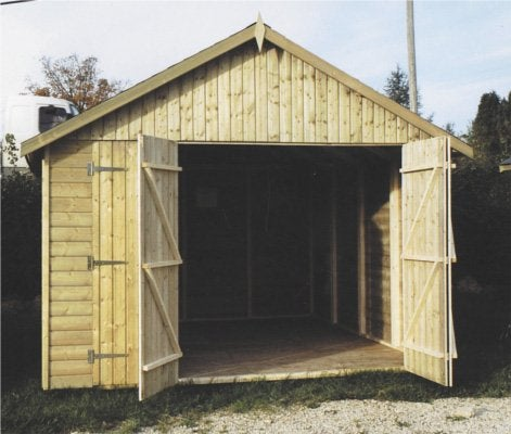 Comment choisir son garage ou son carport leroy merlin for Comment vendre son garage