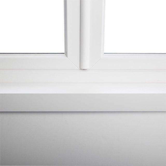 Cornière Pour Fenêtre Et Porte Fenêtre Pvc 25x25mm Long 25m