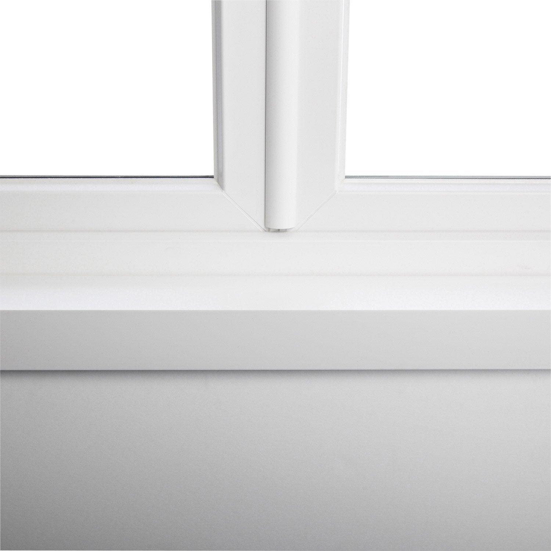Cornière pour fenêtre et porte fenêtre pvc | Leroy Merlin