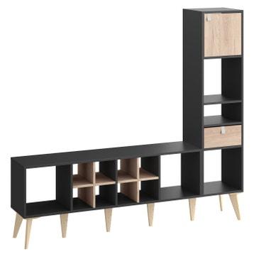 Meuble De Rangement 5 Cases.Cube De Rangement Meuble De Rangement Au Meilleur Prix