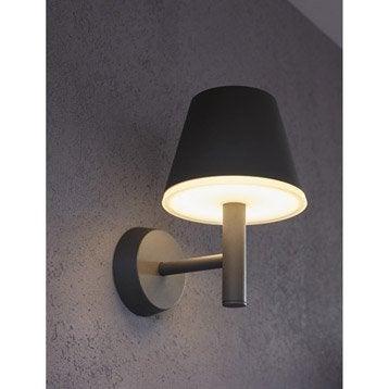 Applique extérieure Melbourne LED intégrée 12 W = 600 Lm, anthracite INSPIRE