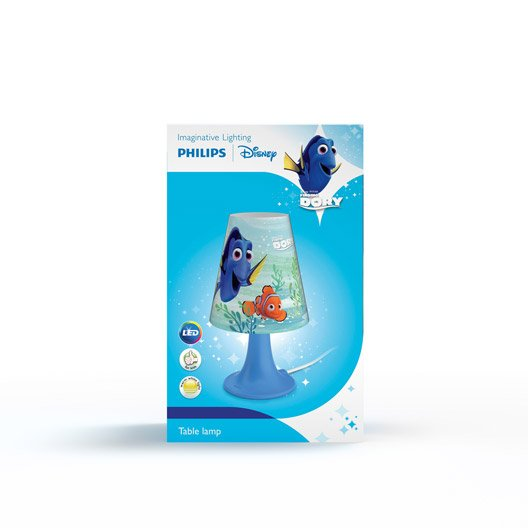 Lampe, led intégrée Dory PHILIPS, 1X2.3 W-Safety Extra Low Voltage W