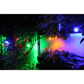 Eclairage d coratif ext rieur design leroy merlin for Guirlande lumineuse exterieur leroy merlin