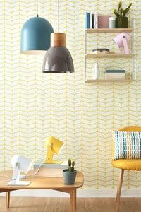le papier peint donne le ton leroy merlin. Black Bedroom Furniture Sets. Home Design Ideas