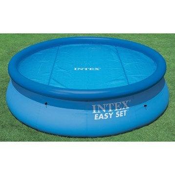 B che bulles bache piscine au meilleur prix leroy merlin - Bache bulle pour piscine ...