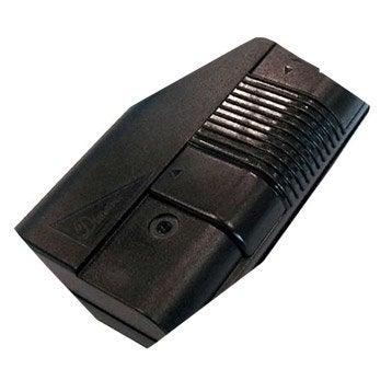 Variateur à pied TIBELEC, plastique, noir 500 W