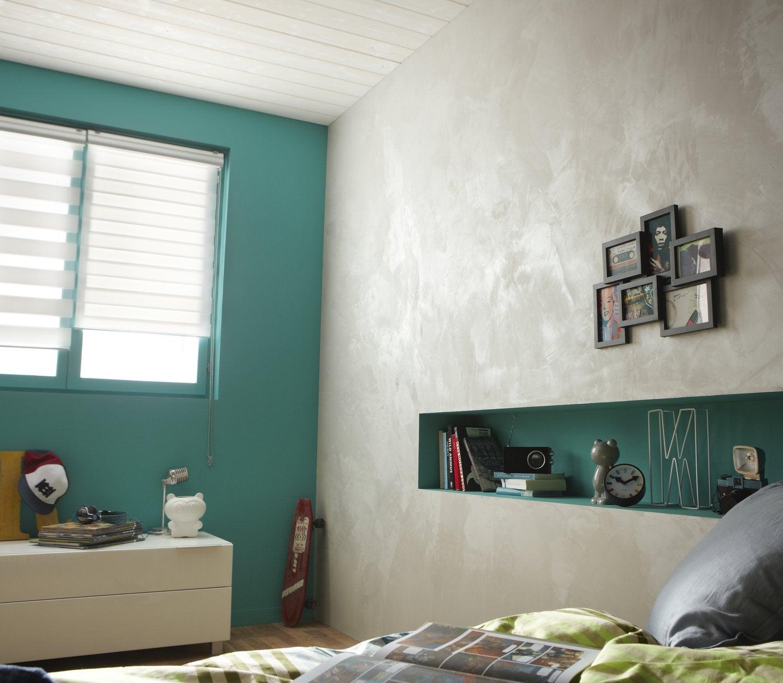 Chambres d ado chambre du0027ado style 30 ides de dco for Bureau dans une chambre