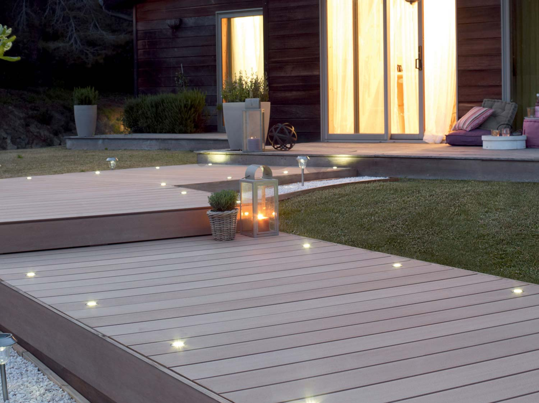 lames composite leroy merlin amazing bien table jardin composite leroy merlin lot de butes de. Black Bedroom Furniture Sets. Home Design Ideas