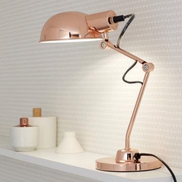 Lampe De Bureau Au Meilleur Prix Leroy Merlin