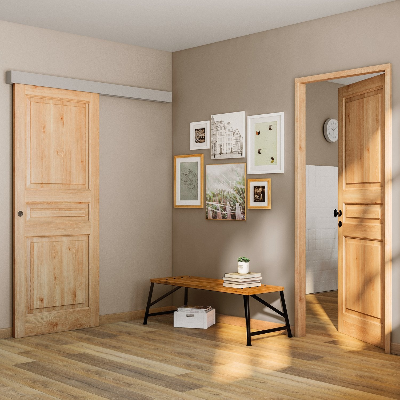 Les portes intérieures au style classique