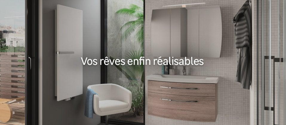 meuble salle de bains de luxe salle de bain design au. Black Bedroom Furniture Sets. Home Design Ideas