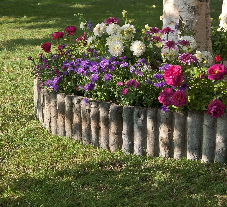 Belle bordure jardin plastique id es de salon de jardin - Bordures de jardin originales ...