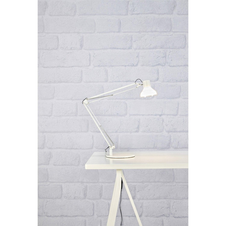 Blanc Jock Markslojd Lampe BureauLed À De Intégrée Poser CxtQdshr
