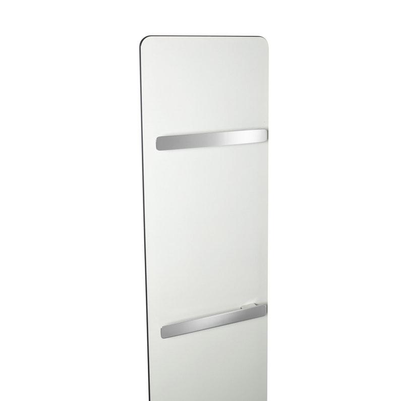 Sèche Serviettes Eau Chaude Aluminium Acova Plume Blanc 994 W