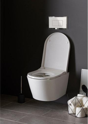 Wc Japonais Douchette Abattant Wc Suspendu Toilette Au