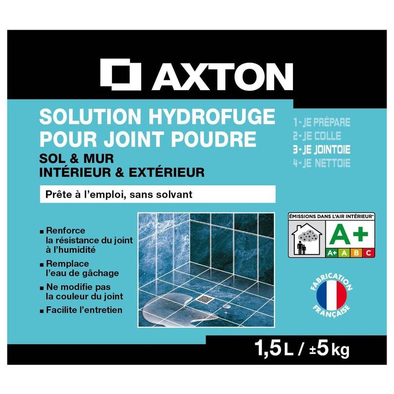 Solution Hydrofuge Tout Type De Carrelage Et Mosaïque Axton Incolore 15 L