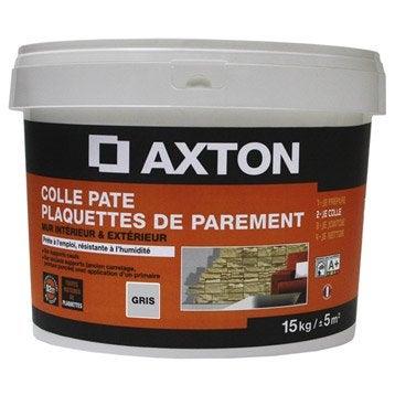 Colle en pâte pour carrelage mur, 15 kg gris