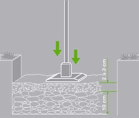 comment couler une dalle béton ? | leroy merlin - Comment Faire Une Dalle Beton Pour Terrasse