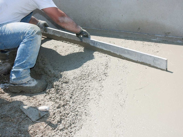 Comment Couler Une Dalle Beton Leroy Merlin