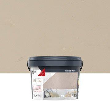 Enduit décoratif, Reliss 2 en 1 MAISON DECO, ficelle, 15 kg