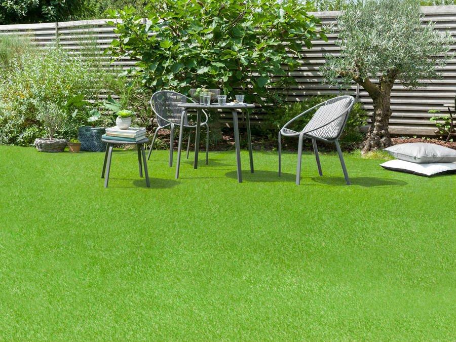 Créer une pelouse