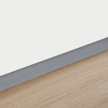 profil de finition plan snack et support pour plan de travail au meilleur prix leroy merlin. Black Bedroom Furniture Sets. Home Design Ideas