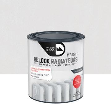 peinture radiateur et haute temp rature au meilleur prix leroy merlin. Black Bedroom Furniture Sets. Home Design Ideas