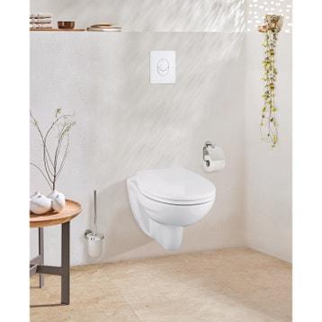 wc suspendu wc abattant et lave mains toilette au. Black Bedroom Furniture Sets. Home Design Ideas