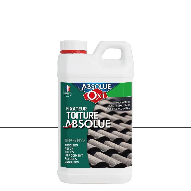 Fixateur De Peinture Toiture Extérieur Targol Oxytol Incolore 25 L