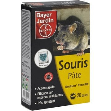 Recharge antisouris BAYER, 200 g