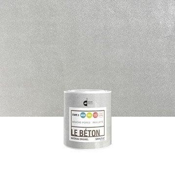 Peinture à effet, Le béton MAISON DECO, pailleté, 0.5 l