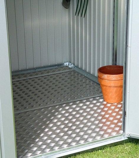 tout savoir sur les accessoires de rangement d abris de jardin leroy merlin. Black Bedroom Furniture Sets. Home Design Ideas