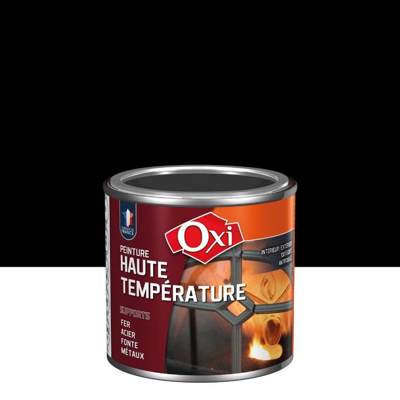 Peinture Ox Oxytol Noir 0125 L