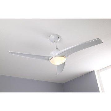 Ventilateur de plafond Tokyo INSPIRE, blanc, 42 W
