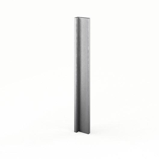 Finition d 39 angle de cuisine d cor aluminium abang stil for Facade cuisine aluminium