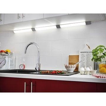 Eclairage cuisine et dressing au meilleur prix leroy merlin for Reglette led cuisine leroy merlin