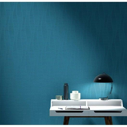 Rev tement de r novation sur intiss 3d erismann 4016 01 for Revetement de renovation a peindre