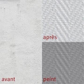 Fibre De Verre Et Revtement Mural Au Meilleur Prix  Leroy Merlin
