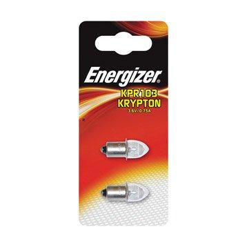 Lot de 2 ampoules, 3.6 v ENERGIZER