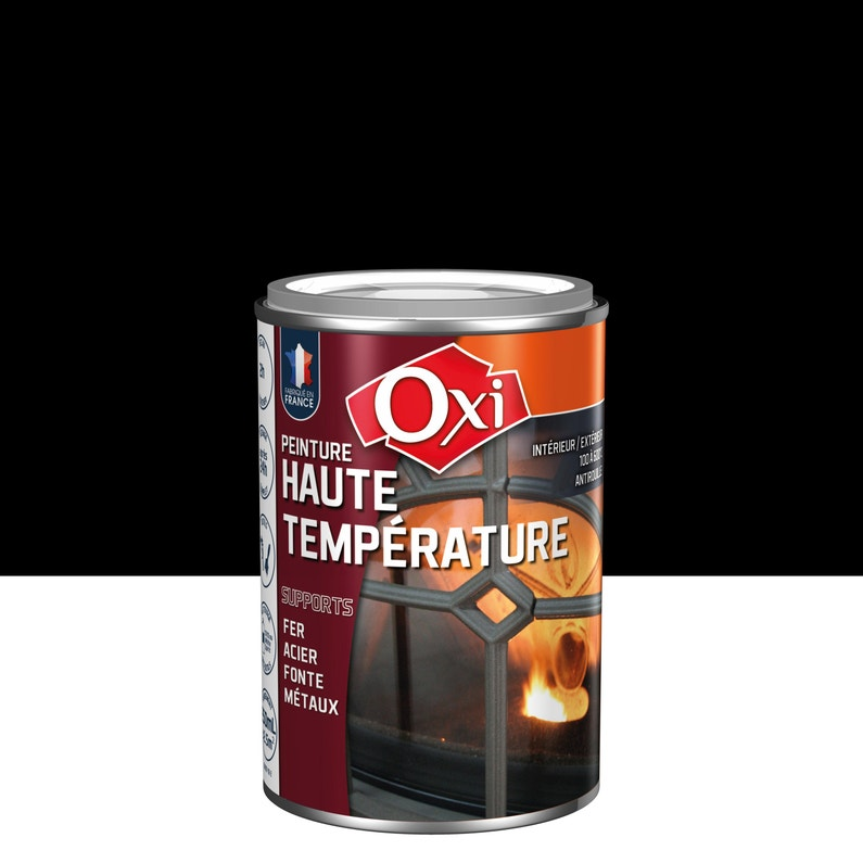Peinture Ox Oxytol Noir 025 L